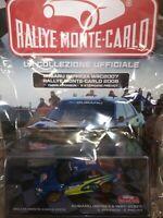 1:43 SUBARU IMPREZA WRC2007 RALLYE MONTE-CARLO C. 2018 - IXO  MIB DIE-CAST