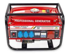 4-Takt RK9500W Stromerzeuger Stromgenerator Generator Notstromaggregat