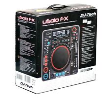 DJ PALYER uSolo FX DJ-Techt USB SD-CARD EFFEKTE SCRATCH MP3 WAV MIDI