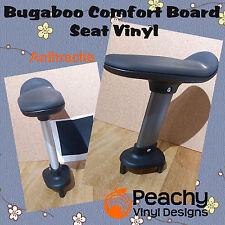 bugaboo komfort wheeled board sitz pole vorgestanzten vinyl-anthrazit