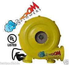 Air Blower Pump Fan 450 Watt 0.64HP For Inflatable Bounce House Bouncy Castle
