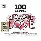 100 Hits - Ultimate Love, Various Artists, Audio CD, Acceptable, FREE & FAST Del