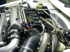 VW 550HPGOLF AUDI SEAT CARBON FIBER EFFECT EXPANSION TANK CAP POLO AUDI TT GOLF