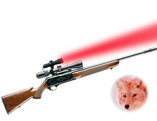 Orion H20-R 100 Yard Red Fox Coyote Hunting Light w/ Pressure Switch Rifle Mount