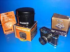 Lot de matériel photographie vintage-plateau KAISER+APPAREIL PHOTO CLAIR SUPER+