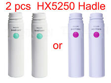 2X Philips Sonicare Essenz 2 Modi HX5910 512 E-Serie Sonic Zahnbürste HX5310