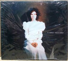 PJ HARVEY : WHITE CHALK NEW SEALED 2007 CD 11 TRACKS (ISLAND) PHOTOCARD SLEEVE!!