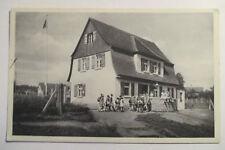 Postal rudolfshof corre Pegnitz DHJ albergue de juventud años 1940er