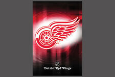 DETROIT RED WINGS Team Logo Official NHL Hockey Wall POSTER