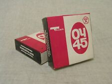 16mm B&W reversal cine movie OCh-45 film, Tasma, USSR, 30 meters, 2 pcs