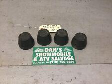 Wheel Caps Set of Four Kawasaki 89 KSF 250 A 2x4 ATV # 11012–1519