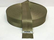 5 YARDS - 3 Inch MilSpec Military Webbing MIL-W-4088 T/8A C/1A COYOTE