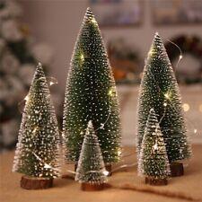 Christmas Tree Arbol de Navidad New Year's Mini Christmas Tree Small Pine Tree