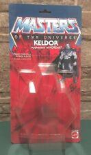 Masters of the Universe Keldor custom card, blister, bubble