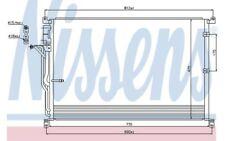 NISSENS Condensador, aire acondicionado AUDI A8 94724