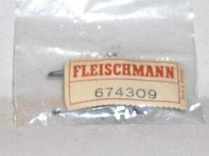 83/19,Pantograf von Fleischmann674309 als Ersatzteil,noch Orginal verpackt
