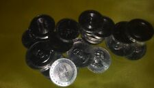 Lot of 25 1968 Shell's Mr. President Coin Game Tokens