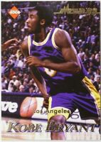 1998-99 KOBE BRYANT KORLEONE YOUNG EDGE IMPULSE #91 PARALLEL MINT CONDITION (DR)