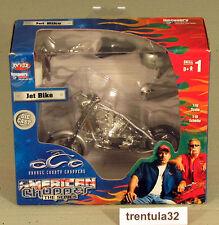 Orange County American Chopper Series Jet Bike 1:18 Die Cast Model Kit NIB 2004