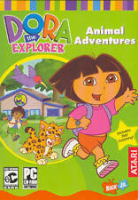 Dora the Explorer: Animal Adventures (PC Game) slightly damaged box special