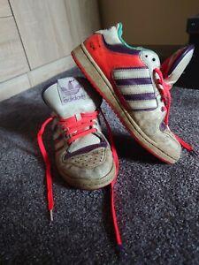 Adidas Sneaker Damen 39 ⅓ Getragen Sammler Und Liebhaber