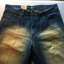 Mens NEW JORDAN CRAIG J7160 Vintage Blue 36X32 NWT Jeans 100% Cotton