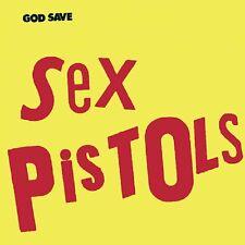 Sex PISTOLS GOD SAVE Sex Pistols-LP/VINILE-RSD 2017