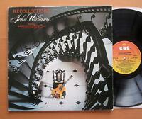 CBS 10016 Recollections John Williams Rodrigo etc NM/VG Stereo LP