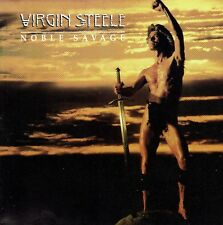 Virgin Steele - Noble Savage - 16 Track CD In Black Jewel Case