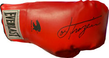 Joe Frazier signed Everlast Red Left Boxing Glove- JSA Hologram #DD64381