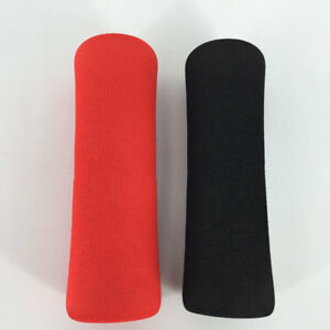 2PCS Gym Fitness Equipment Handle Grips Pipe Sponge Foam Rubber Tube Wrap 5 Size