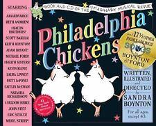 Philadelphia Chickens by Sandra Boynton and Michael Ford (2002, Hardcover)