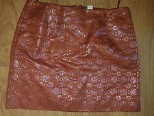ladies J CREW textured mini skirt size 8 UK that SILK blend