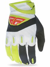 GUANTI CROSS OFF ROAD ENDURO FLY RACING  F-16 NERO LIME TAGLIA XXL