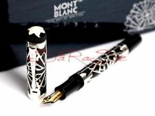 Montblanc Octavian Füller 925 Sterling-Silber Limited Edition Fountain Pen