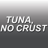 Tuna No Crust Funny Paul Walker Quote JDM, Euro, Drift Car Vinyl Decal Sticker