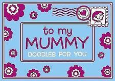 Pour ma maman doodle cadeau livre fête des mères cadeau coloriage activité keepsake