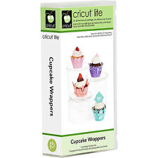 NEW!!  Cricut Cupcake Wrappers cartridge!!   Retired/ HTF!!   Free shipping!!