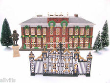 KENSINGTON PALACE RETIRED Dept 56 Dickens Princess Diana