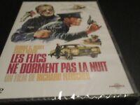 """DVD NEUF """"LES FLICS NE DORMENT PAS LA NUIT"""" George C. SCOTT Stacy KEACH / FLEISC"""