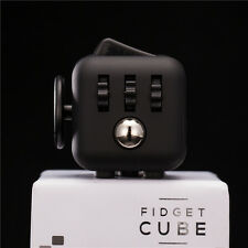 Fidget Cube Anxiety Stress Relief Focus Gift Adults Kids Attention Therapy
