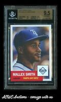 2018 Topps Living Set - Mallex Smith - BGS Gem Mint 9.5