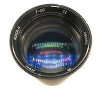 LOMO RO504-1 130mm mount M42 Soviet lens for 35mm film Projector Cine Movie USSR