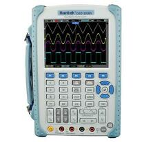 DSO1202BV Handheld 200MHz 1GS/s 2CH Oscilloscope Built-in Video 2G SD Card USB