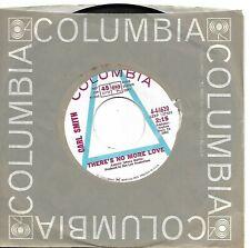 SMITH, Carl  (There's No More Love)  Columbia 4-44620 = VINTAGE PROMO record