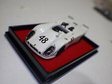 High Tech Modell (Germany) White Porsche 908/2 Flunder Diecast 1:87 NIB