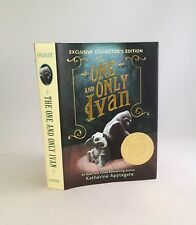 The One And Only Ivan-Katherine Applegate-SIGNED!-Exclusive Collector's Edition!