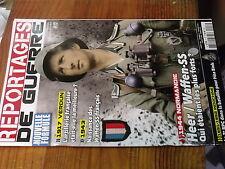 9µ? Revue Reportages de Guerre n°17 Waffen Français 1917 Verdun Heer & Waffen
