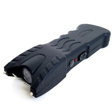 VIPERTEK VTS-979 - 999 MV Rechargeable LED Light Heavy Duty Stun Gun + case