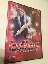 InuYasha  Curse Of The Dark Priestess - Vol. 20 (DVD, 2004)  New